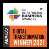 Digital Transformation Winner 2021